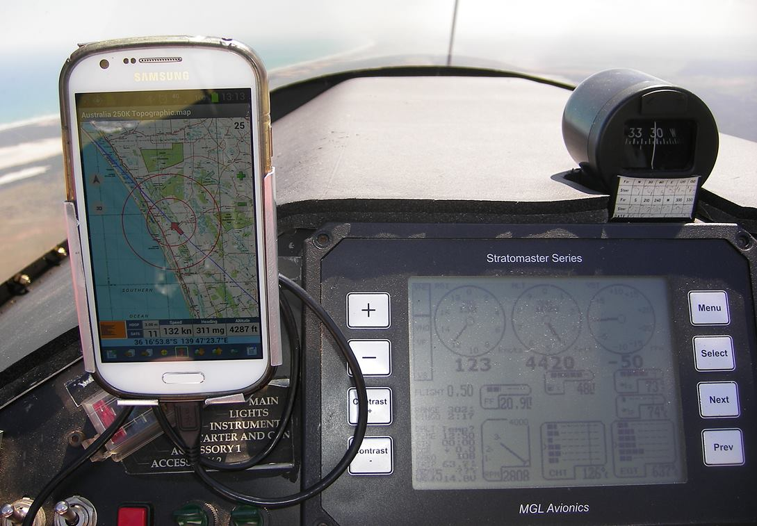 Instruments and backup GPS.JPG