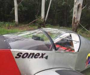 Australian made Sonex Canopies